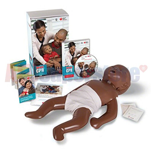 AHA 2010 Infant CPR Anytime<sup>®</sup> Kit, Dark Skin