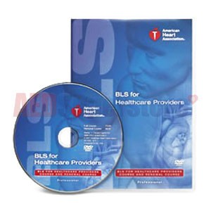 AHA BLS for Healthcare Providers DVD - Initial & Renewal