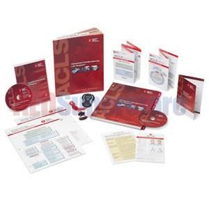 AHA 2010 ACLS Instructor Package