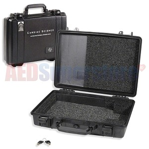 Cardiac Science Hard Watertight Carry Case