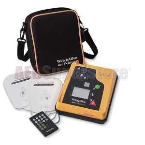 Welch Allyn® AED 10™ Stand Alone Non-Shocking Training Device - AHA 2005 Guidelines