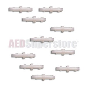 Laerdal V-Vac Double Male Connector 10-Pack