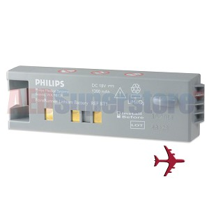 Philips Forerunner AED AVIATION Battery (excludes FR2 & FR2+ AEDs)