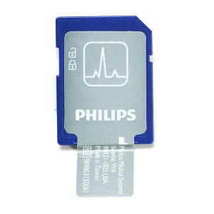 Philips HeartStart FR3 Data Card