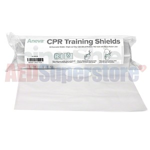 Aneva™ Training Face Shields (40 shields)