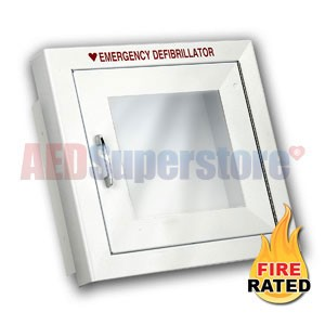 Fire Rated Standard Size AED Cabinet