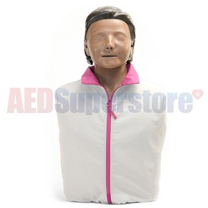 Laerdal Dark Skin Little Anne without Case