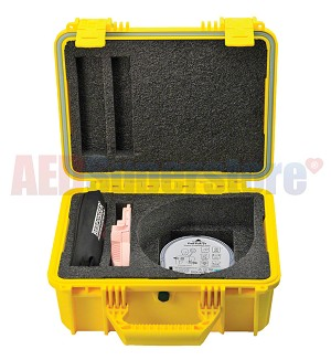 Shok Box® Watertight Hard Carry Case for the HeartSine samaritan PAD AED