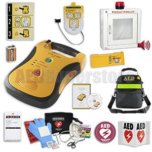 Defibtech Lifeline AED Small Business Value Package