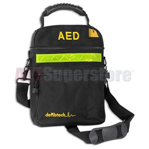 Defibtech Lifeline or Lifeline AUTO AED Soft Carry Case