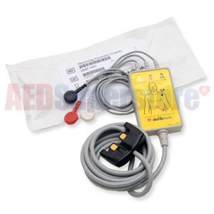 Defibtech ECG/PRO ECG Monitoring Adapter Package