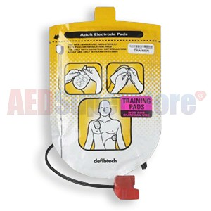 Defibtech TRAINING Electrode Kit