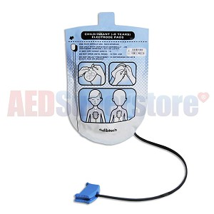 Defibtech Lifeline™ or Lifeline AUTO AED Pediatric Defibrillation Electrode Pads
