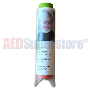 Allergy Emergency Kit™ Auto-Injector Labeling System