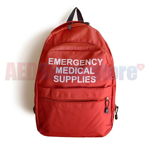 Allergy Emergency Kit™ Epinephrine/Inhaler Field Trip Bag w/Hook & Loop Mounting System