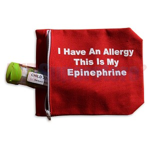 Allergy Emergency Kit™ Conspicuous Self-Carry Bag