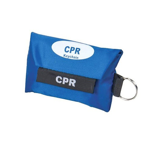CPR Keychain with Gloves by WNL Products