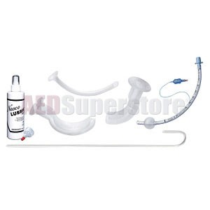 Simulaids Basic Adult Airway Management Trainer Kit