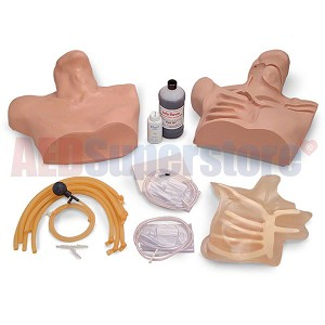 Life/form® Replacement Skin & Vein Kit for the Central Venous Cannulation Simulator