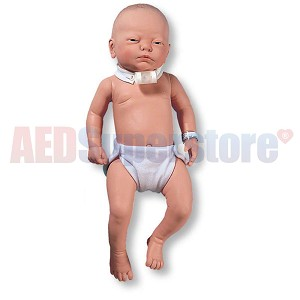 Life/form® Patient Education Tracheostomy Care Manikin - Infant