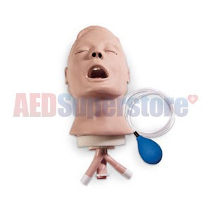 Life/form® Airway Larry Adult Airway Management Trainer Head