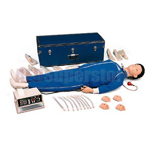 Life/form® CPARLENE Full Manikin w/Memory & Printer
