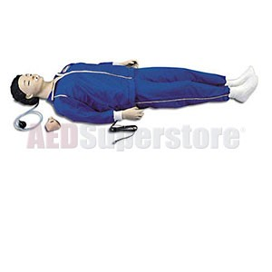 Life/form® Basic CPARLENE Full Manikin w/Electronic Connections