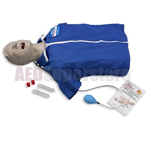Life/form® Advanced Airway Larry AMT Torso with Defibrillation Features