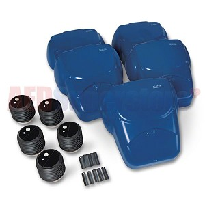 CPR Prompt® Adult/ChildCompression-Only Manikin BLUE 5-Pack