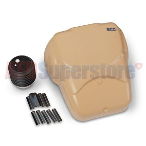 CPR Prompt® Adult/ChildCompression-Only Single Manikin TAN