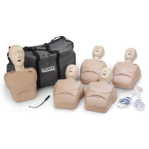 CPR Prompt® Adult/Child 5-Pack TAN