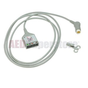 Cable ECG 5-Lead Trunk for Philips HeartStart MRx Monitor/Defibrillators