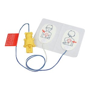 Philips FR2/FR2+ Infant/Child TRAINING Electrode Pads