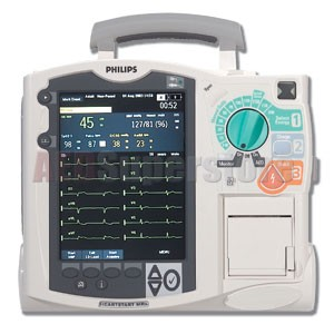 Philips HeartStart MRx Hospital Monitor/Defibrillator