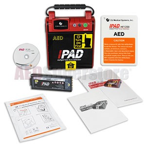 i-PAD AED by CU Medical Systems
