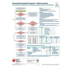 Neonatal Resuscitation Program® Wall Chart