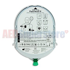 HeartSine™ samaritan® AVIATION PAD-PAK™ with TSO-C142a