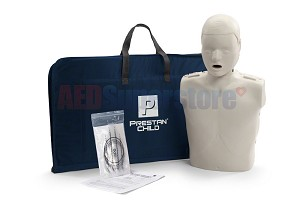 Prestan Child Light Skin Manikin Single without CPR Monitor