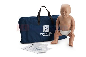 Prestan Infant Dark Skin Manikin Single without CPR Monitor