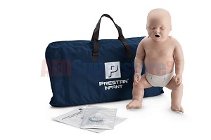 Prestan Infant Medium Skin Manikin Single without CPR Monitor