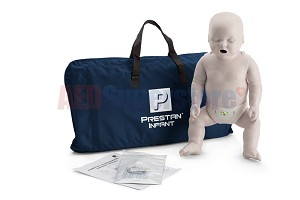 Prestan Infant Light Skin Manikin Single with CPR Monitor