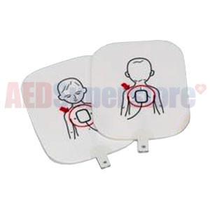 Pediatric Training Pads for the Prestan Professional AED Trainer