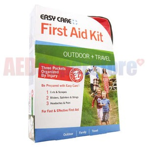 Outdoor & Travel Easy Care First Aid Kit by Adventure Medical Kits