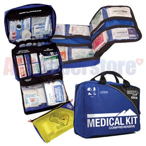 Mountain Series Comprehensive Medical Kit by Adventure Medical Kits