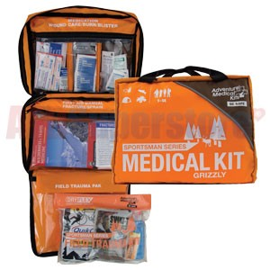 Sportsman Series Grizzly Medical Kit by Adventure Medical Kits