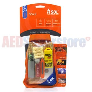 SOL Scout Survival Kit by Adventure Medical Kits