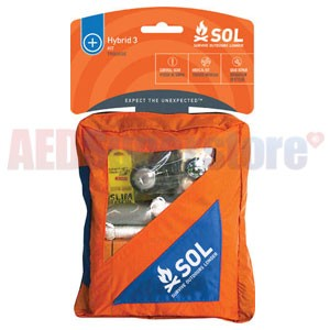SOL Hybrid 3 Survival Kit by Adventure Medical Kits