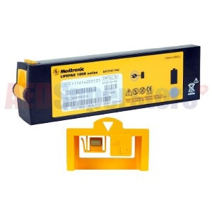 Physio-Control LIFEPAK® 1000 Replacement Lithium AED Battery Pak Kit