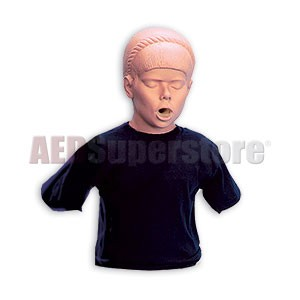 Simulaids Adolescent Choking Manikin w/Carry Bag