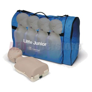 Laerdal Dark Skin Little Junior 4 Pack